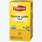 Чай «Lipton Yellow Label» (25 пак.)